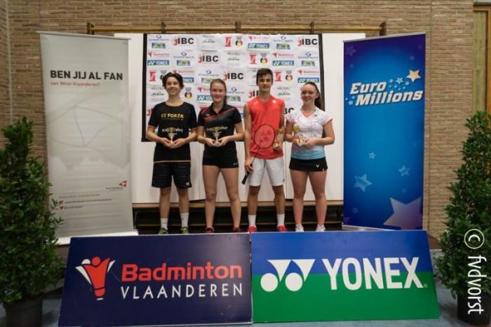 BELGIAN CHAMPIONSHIPS U17